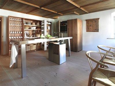 آشپزخانه سنتی,طراحی آشپزخانه سنتی قابل حمل