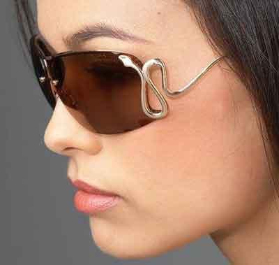 عینک دودی, مدل عینک آفتابی