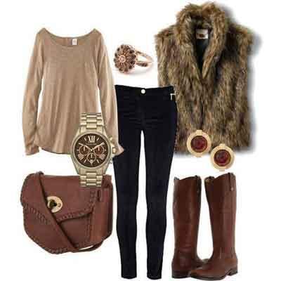 ست های زمستانی 2013 , مدل لباس زمستانی