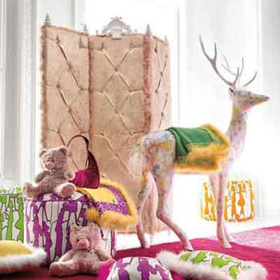 اتاق خواب دخترانه, طراحی اتاق خواب رویایی