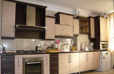 دکوراسیون ک نت آشپزخانه , دکوراسیون ک نت mdf