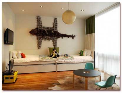 خانه یک طراح داخلی!
