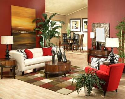 ترفندهای زیبا کردن خانه, ترفندهایی برای چیدمان خانه