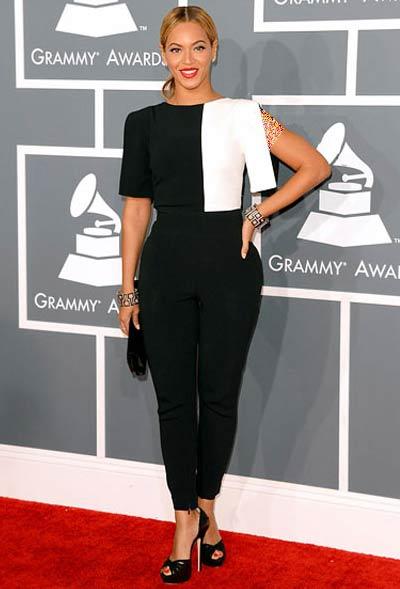 پوشش هنرمندان هالیوودی Grammy 2013 , پوشش هنرمندان هالیوودی2013