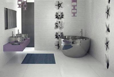 مناسب ترین کفپوش هر اتاق , کفپوش مناسب حمام
