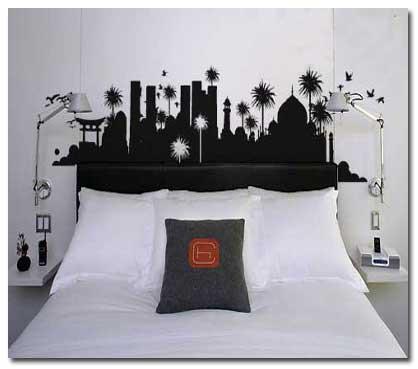 جدیدترین طرحهای چسباندنی زیبا برای دیوار