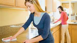 نکاتی مهم برای آشپزخانه تکانی