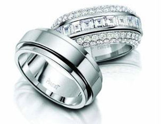 حلقه های ست نامزدی, ست نامزدی