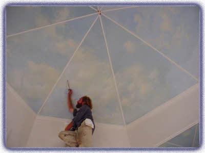 چگونه سقف خانه را پايينتر يا بالاترنشان دهيم؟