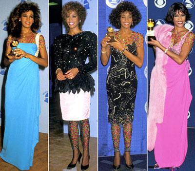مقایسه پوشش ستاره های هالیوودی , پوشش ستاره های هالیوودی در مراسم Grammy