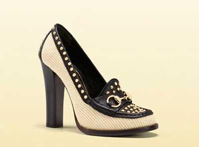 کلکسیون کفشهای بهاره Gucci , مدل کفش های بهاری