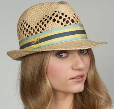 کلاه تابستانه, مدل کلاه تابستانی