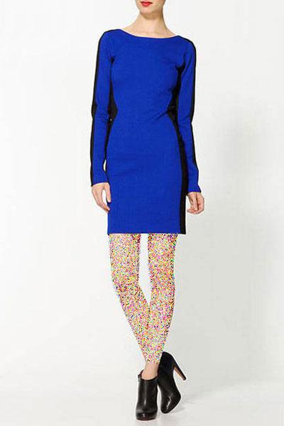 مدل پیراهن کوتاه , پیراهن کوتاه بهاره مجله Elle