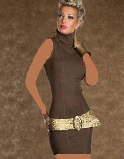 لباس مجلسی 2013, لباس مجلسی کوتاه زنانه