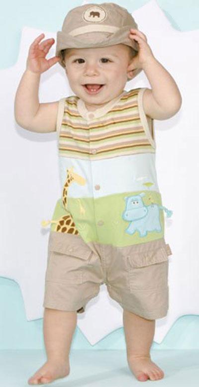 مدل لباس نوزادی , مدل لباس نوزاد پسرانه