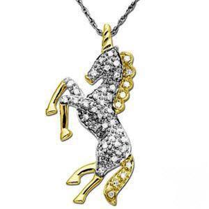 گردنبند با طرح حیوان, مدل طلای بچه گانه