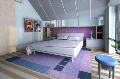 دکوراسیون اتاق خواب , اتاق خواب 2013