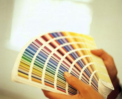 رنگ زدن خانه , نکاتی برای خرید رنگ
