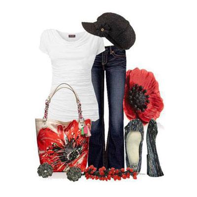 مدل ست های بهاری, شیک ترین لباس های بهاره