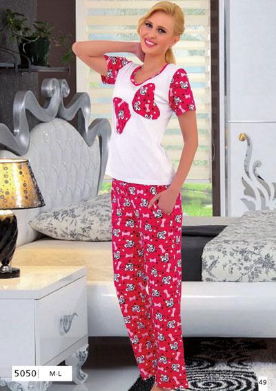 مجموعه لباس های راحتی زنانه و دخترانه,مدل لباس زنانه,جدید,لباس خواب,berroz.ir