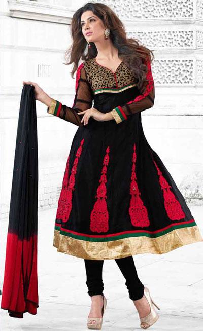 لباس هندی 2013, لباس هندی تابستانه