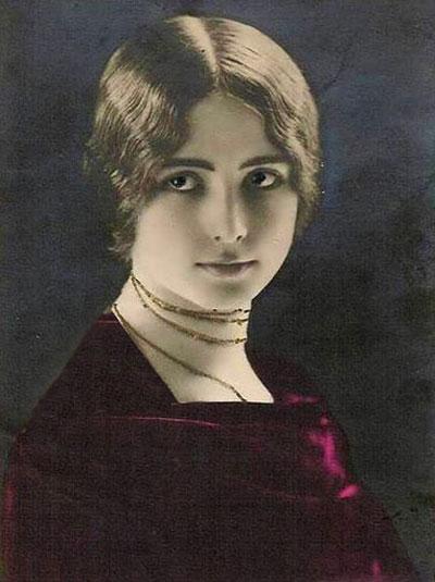 نخستین ملکه زیبایی, تصاویر اولین ملکه زیبایی