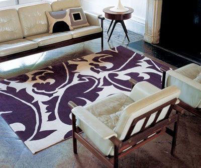 نکاتی برای پهن کردن فرش, فرش های دستباف, نحوه پهن کردن فرش, دکوراسیون فرش, چیدمان فرش در خانه, مدل فرش, اصول پهن کردن فرش,قوانین پهن کردن فرش, چیدمان خانه