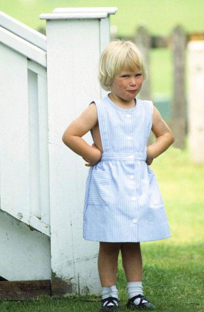 روايت مصور: نگاهی بر پوشش های کودکان سلطنتی