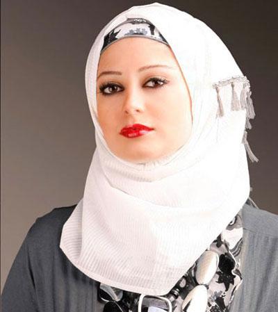 عکس+انواع+مدل+بستن+روسری