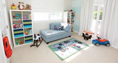 توصیه برای اتاق کودکان, تمهای خلاقانه اتاق بچه ها