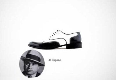 کفش بازیگران معروف, مدل کفش ستاره ها