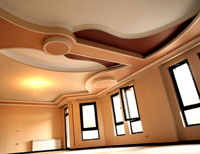 تزیین سقف,مدل کناف سقف