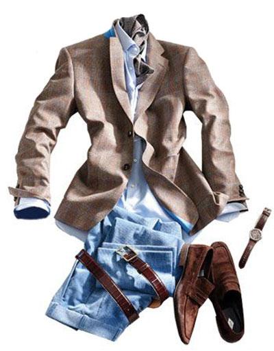 اصول پوشش مردان در تابستان, اصول و نحوه لباس پوشیدن مردان
