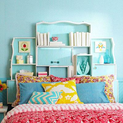 مدل های بالای تخت, ایده برای تاج تخت