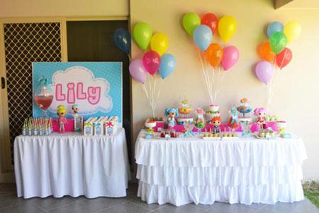 تزیینات جشن تولد,تم های جشن تولد