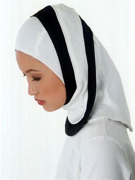 مدل مقنعه, مدل مقنعه اسلامی