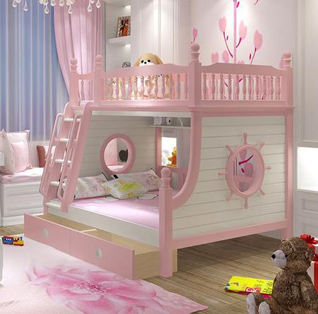 تخت بچه گانه دخترانه,تخت خواب بچه