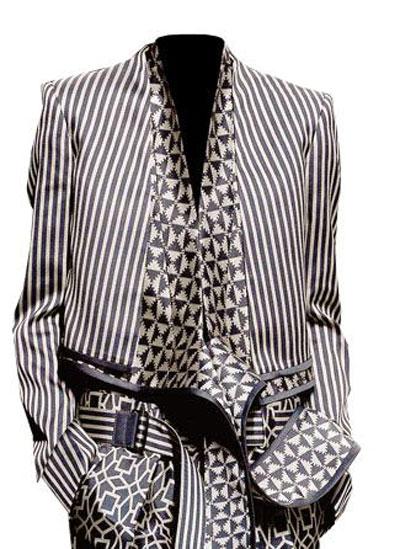اصول و نحوه پوشش , لاغر شدن با لباس