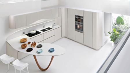 آشپزخانه با سبک ایتالیایی, آشپزخانه ایتالیایی