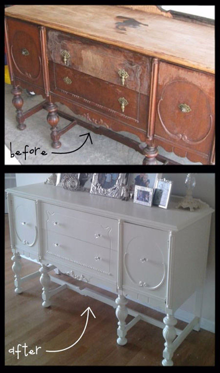 خلاقیت در استفاده از وسایل قدیمی,استفاده از وسایل قدیمی