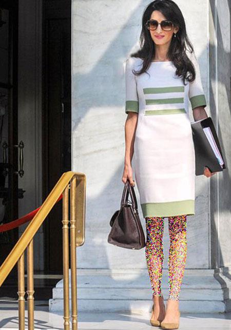 مدل لباس هفته مد, بهترین لباس های افراد مشهور