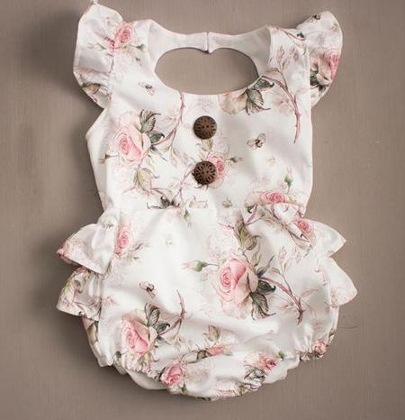 لباس نوزادی دخترانه, شیک ترین لباس دخترانه