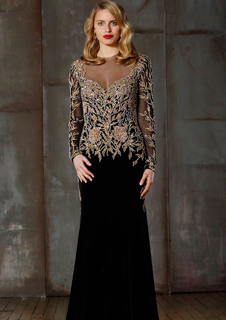 مدل لباس مجلسی,جدیدترین مدل لباس مجلسی,لباس مجلسی زنانه