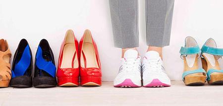جدیدترین مدل کفش های بارداری, انتخاب کفش های بارداری