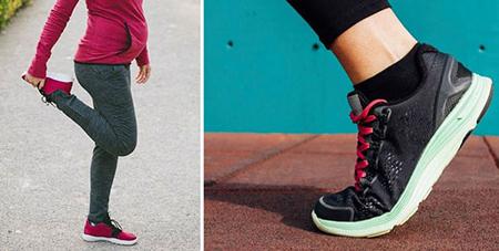 انتخاب کفش های بارداری, راهنمای انتخاب کفش های بارداری