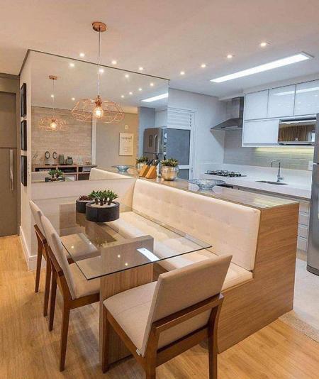 آشپزخانه های کلاسیک, مدل آشپزخانه های کلاسیک