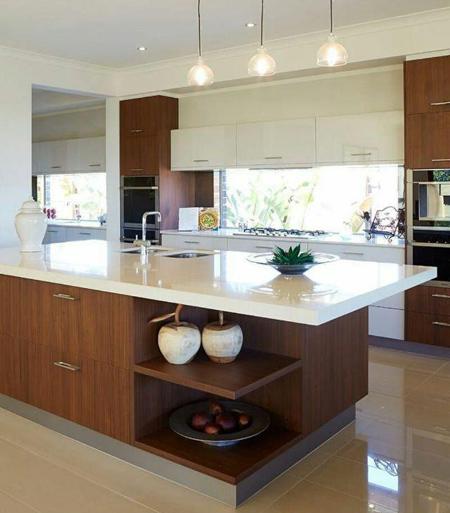 مدرن ترین دکوراسیون آشپزخانه, چیدمان های مدرن آشپزخانه