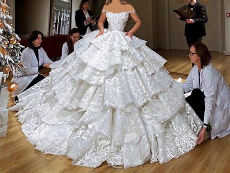 لباس عروس,جدیدترین مدل لباس عروس