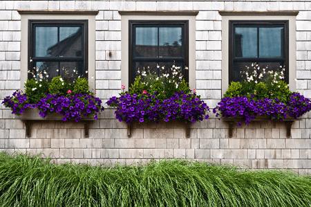 پوشش های مناسب پنجره ها, لایه های پوششی پنجره ها