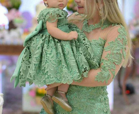 جدیدترین ست لباس مجلسی مادر و دختر, خرید ست های مادر و دختر